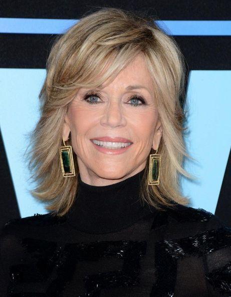Exclu : les confidences de Jane Fonda, décomplexée sur son âge