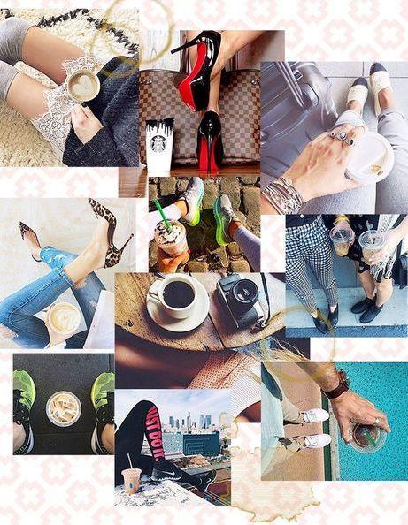 Le mug de café, le nouvel accessoire de mode ?