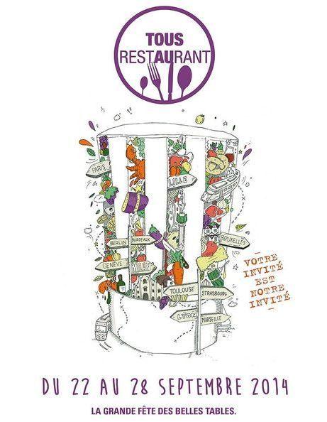 On fonce « Tous au restaurant »