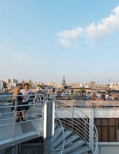 Rooftops : nos adresses pour faire la fête en France