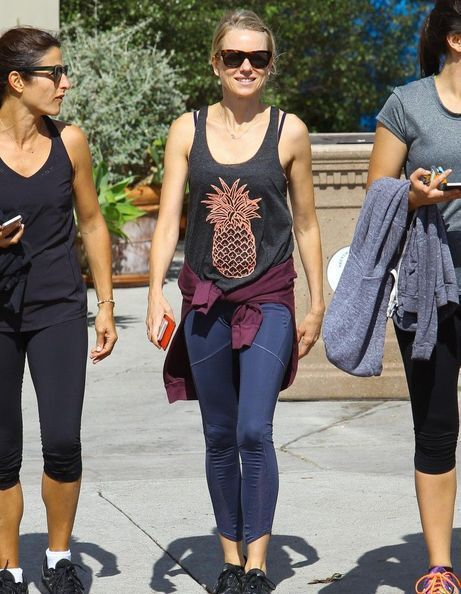 Dailey Method, le sport qui a séduit Naomi Watts