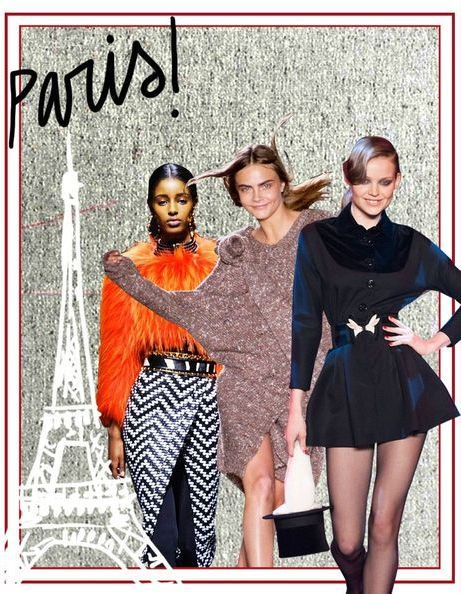 Fashion Week Paris : les moments forts