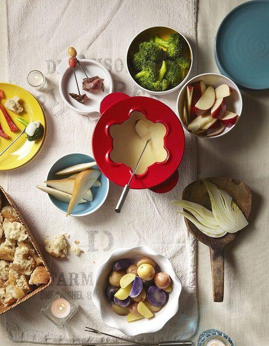Comment accompagner une fondue savoyarde ?