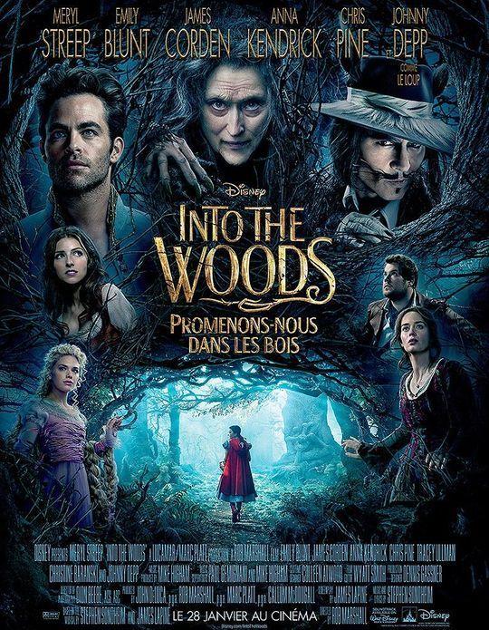 « Into The Woods » : le conte musical de Disney qui n'enchante pas