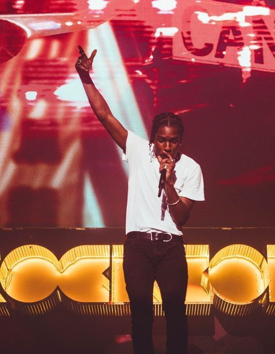 A$AP Rocky en concert au Trianon : on y était