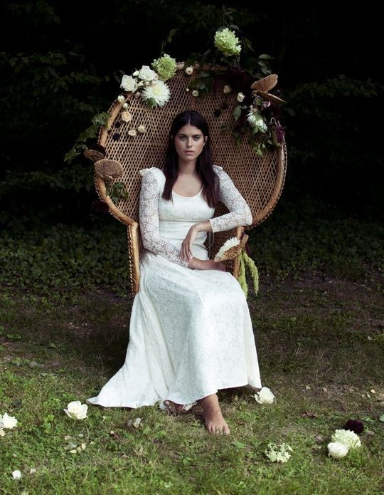 Et si on s'offrait une robe de mariée de créateur pour le jour J ?