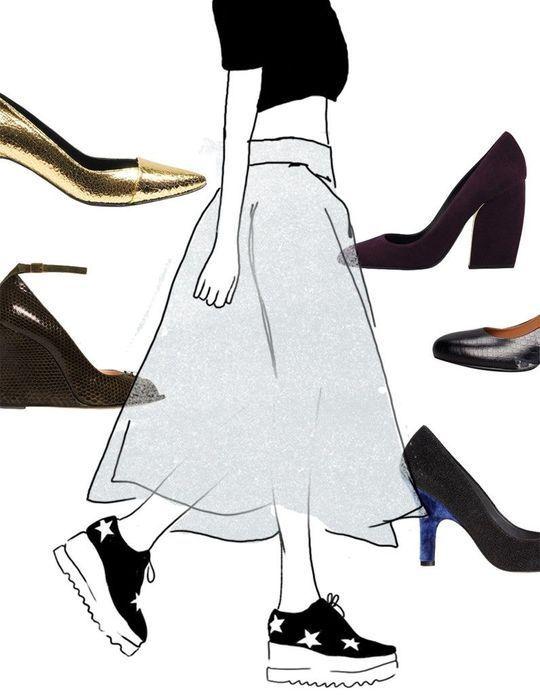 50 chaussures à talons qui ne font pas mal aux pieds