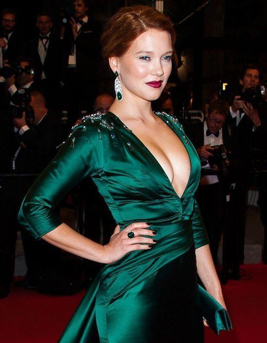 Léa Seydoux : son dressing de James Bond girl