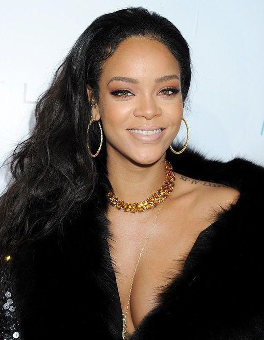 Rihanna, Kerry Washington et Drew Barrymore aux Daily Front Row Fashion Awards