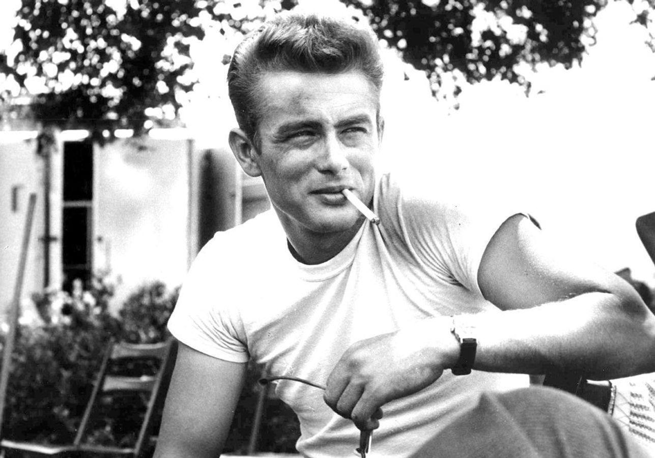 Des photos rares de James Dean