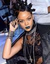 Rihanna ose le maquillage ghetto gothique