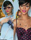 "Rihanna ose les lèvres ""rose bonbon"" !"