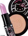 On craque pour le make-up Hello Kitty chez MAC