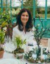 Le muguet, star de la table chez Dior Maison