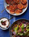 Julia Sherman : ses recettes de salades aussi belles que bonnes