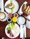 Le frühstück saxon, le brunch sucré-salé qui a tout bon