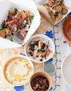 #ELLEFoodCrush : le menu renversant de Liza x l'Ami Jean