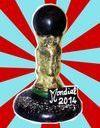 On a repéré le trophée de la Coupe du monde… en chocolat