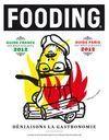 Palmarès Fooding 2012