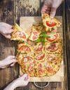 Pourquoi la pizza au chou fleur rend folles les foodistas ?