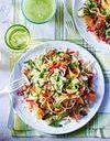 Bluffer avec une salade thaïe, c'est facile !