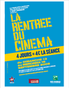C'est la « Rentrée du cinéma » : 4 € la séance !