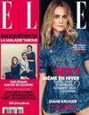 Diane Kruger en couverture de ELLE cette semaine