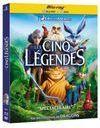 « Les cinq légendes » : on ne rate pas la sortie du DVD !