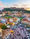 Athènes arty : visite guidée