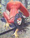 La nouvelle Spider-Woman est trop sexy au goût des internautes