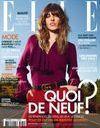 Lou Doillon en couverture de ELLE cette semaine