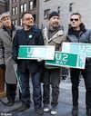 U2 : déjà vers un nouvel album ?