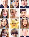 @les.caracteres de Lison Daniel, nouvelle star d'Instagram