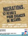 Migrations : 12 heures pour changer de regard, quand Fleur Pellerin donne rendez-vous aux Parisiens
