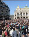 C'est la Techno Parade à Paris !