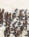 «Game of Thrones»: les images du tournage de la saison 4!