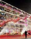 Le Centre Pompidou de nouveau ouvert