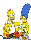 Les Simpsons accordent une interview pour leurs 20 ans