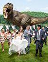 Terrifiant : un invité surprise surgit en plein mariage et fait le buzz