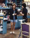 Le look de la semaine : la salopette en jean de Jennifer Aniston dans « Friends »