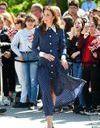 Kate Middleton : radieuse en robe fendue pour une sortie officielle