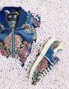 Adidas et Pharrell Williams : une nouvelle collaboration fleurie