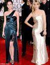 Golden Globes : « french touch » rétro et bobo sur tapis rouge !