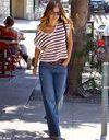 Le jean/tee-shirt : la valeur sûre de Rachel Bilson