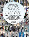 Les blogueuses font les vitrines aux Galeries Lafayette