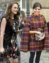 Les Gossip Girl courent au défilé Louis Vuitton