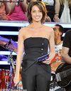 Nouvelle Star : Virginie Guilhaume, tendance en bustier !
