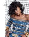 Rihanna, égérie Balmain de choc !