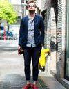 Une demi-heure dans la vie de Face Hunter, photographe de street style