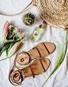 Les sandales que les Parisiennes ne quitteront pas de l'été